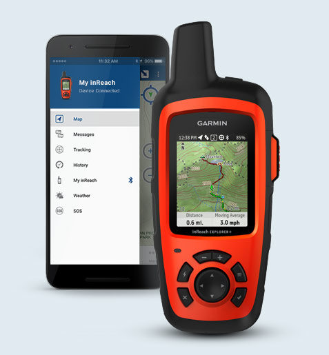 DeLorme inReach Explorer Quick Start Video - YouTube